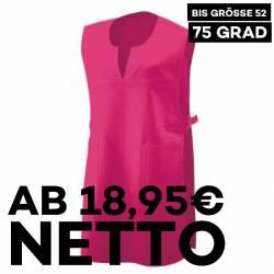 Überwurfschürze 12120 von EXNER / Farbe: pink / 65% Polyester 35% Baumwolle - 1