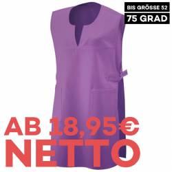 Überwurfschürze 12120 von EXNER / Farbe: purple / 65% Polyester 35% Baumwolle - 1