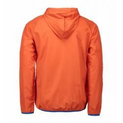 Windbreaker 710 von ID / Farbe: orange / 100% POLYESTER - 3