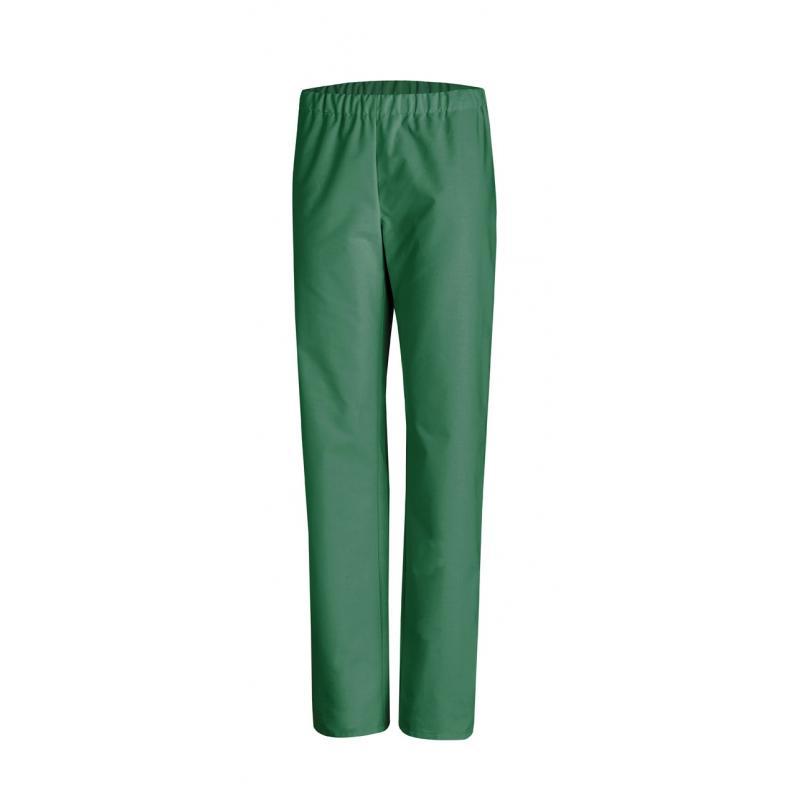 Herren - Schlupfhose 780 von LEIBER / Farbe: gärtnergrün / 50 % Baumwolle 50 % Polyester - | Wenn Kasack - Dann MEIN-KAS