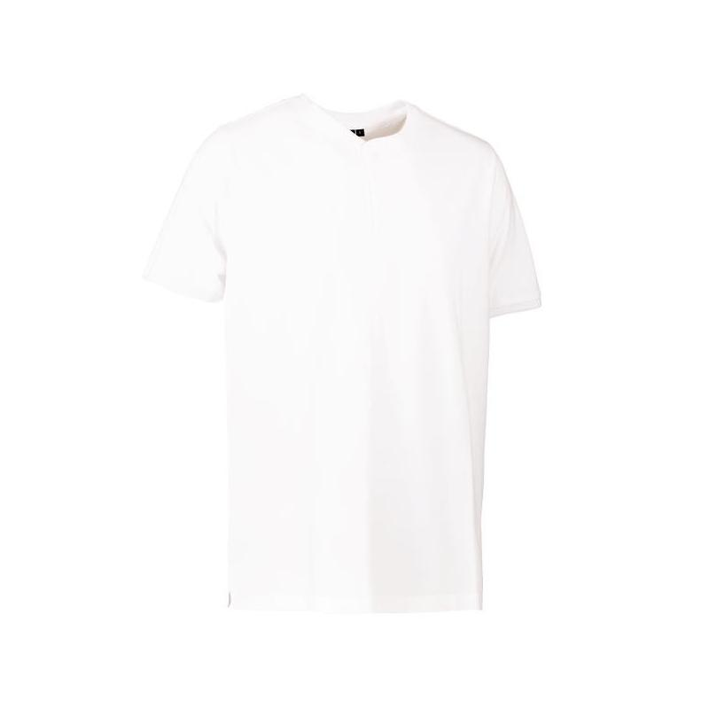 PRO Wear CARE Herren Poloshirt 374 von ID / Farbe: weiß / 50% BAUMWOLLE 50% POLYESTER - | Wenn Kasack - Dann MEIN-KASACK