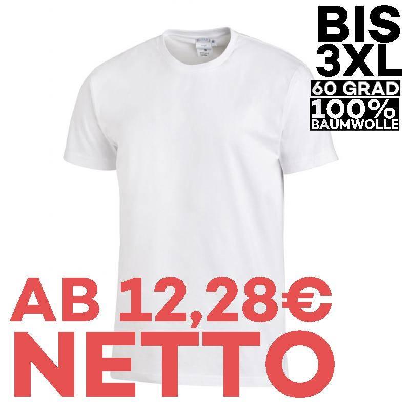 T-Shirt 2447 von LEIBER / Farbe: weiß / 100 % Baumwolle - | MEIN-KASACK.de | kasack | kasacks | kassak | berufsbekleidun