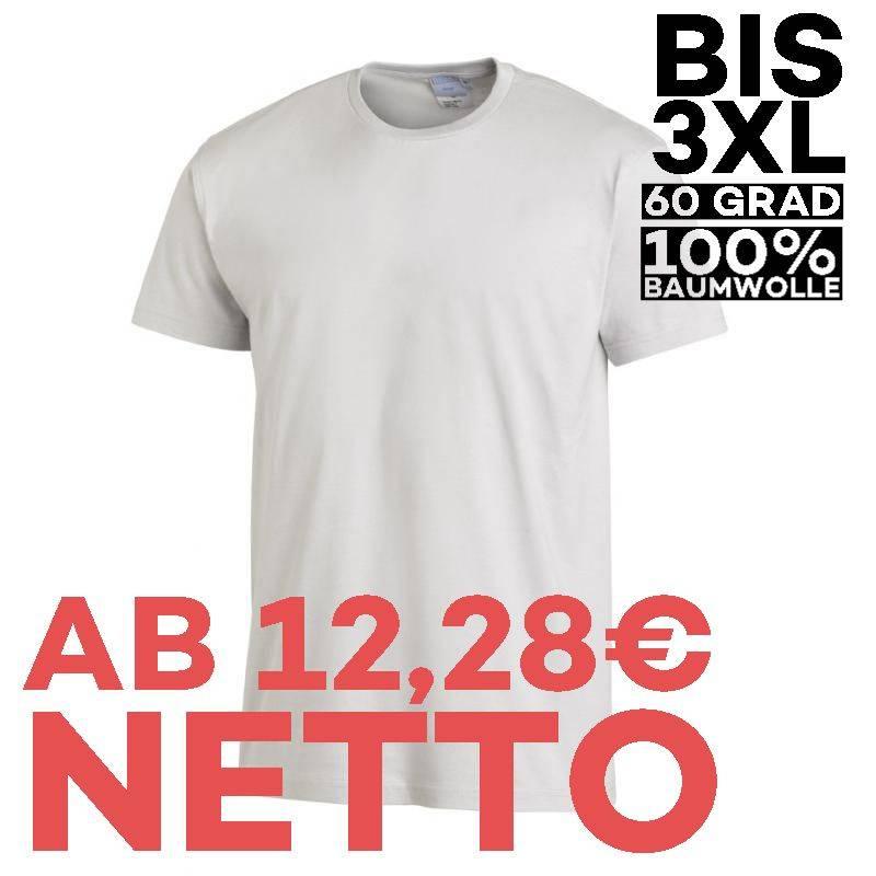 T-Shirt 2447 von LEIBER / Farbe: silbergrau / 100 % Baumwolle - | MEIN-KASACK.de | kasack | kasacks | kassak | berufsbek