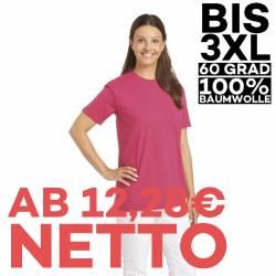 T-Shirt 2447 von LEIBER / Farbe: beere / 100 % Baumwolle - | MEIN-KASACK.de | kasack | kasacks | kassak | berufsbekleidu