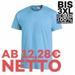 T-Shirt 2447 von LEIBER / Farbe: türkis / 100 % Baumwolle - | MEIN-KASACK.de | kasack | kasacks | kassak | berufsbekleid