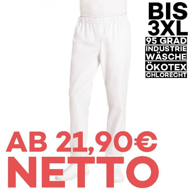 Damen-Schlupfhose 6950 von LEIBER / Farbe: weiß / 65 % Polyester 35 % Baumwolle - | MEIN-KASACK.de | kasack | kasacks |