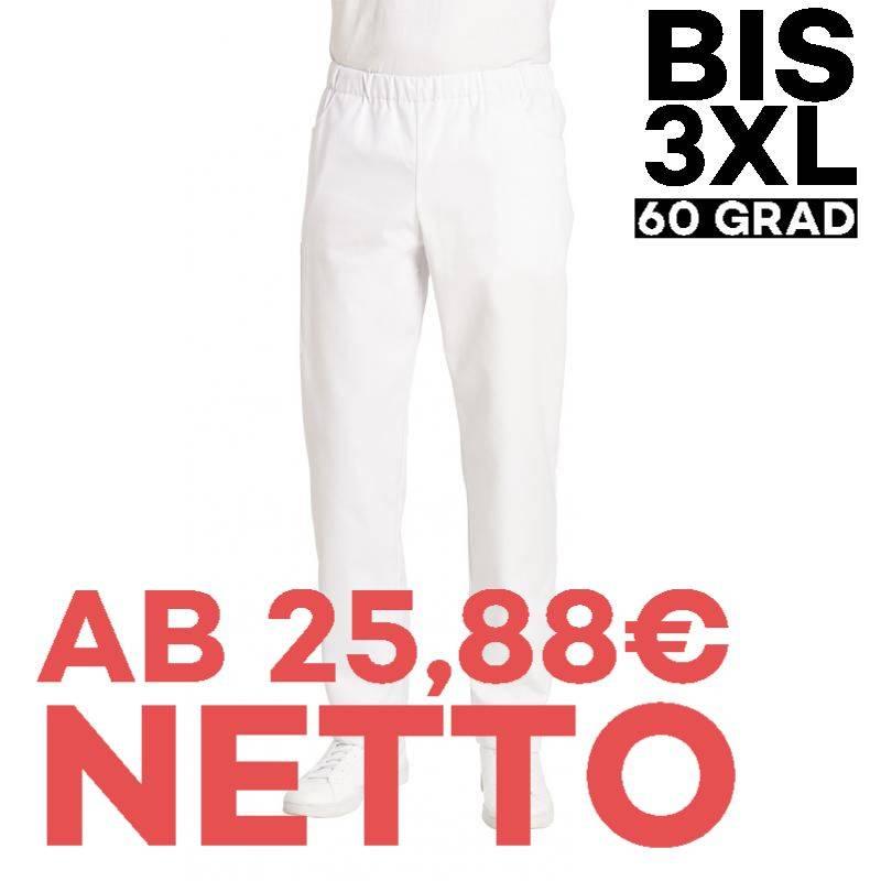 Damenhose 2370 von LEIBER / Farbe: weiß / 65 % Polyester 35 % Baumwolle - | MEIN-KASACK.de | kasack | kasacks | kassak |
