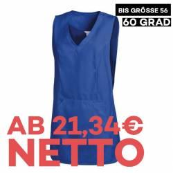 Überwurfschürze 641 von LEIBER / Farbe: königsblau / 65 % Polyester 35 % Baumwolle - | MEIN-KASACK.de | kasack | kasacks