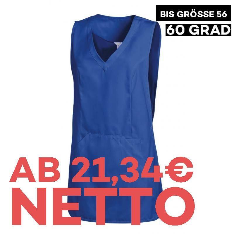 Überwurfschürze 641 von LEIBER / Farbe: königsblau / 65 % Polyester 35 % Baumwolle -   MEIN-KASACK.de   kasack   kasacks