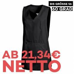 Überwurfschürze 641 von LEIBER / Farbe: schwarz / 65 % Polyester 35 % Baumwolle - | MEIN-KASACK.de | kasack | kasacks |