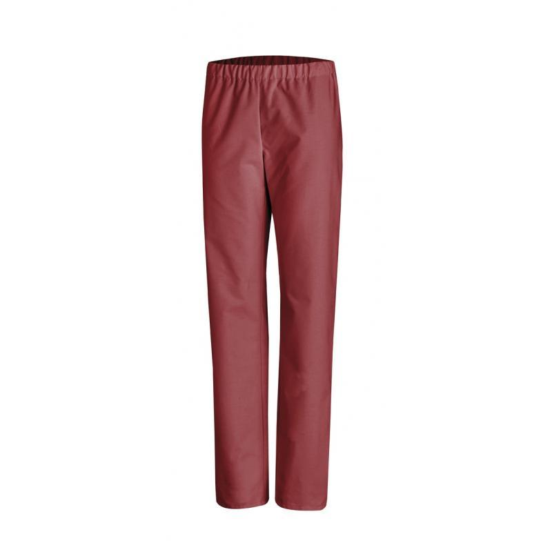 Herren - Schlupfhose 780 von LEIBER / Farbe: bordeaux / 50 % Baumwolle 50 % Polyester - | Wenn Kasack - Dann MEIN-KASACK