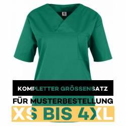 Kompletter Größensatz für Musterbestellung: Damen -  Kasack 2651 von MEIN-KASACK.de / Farbe: dunkelgrün - 1