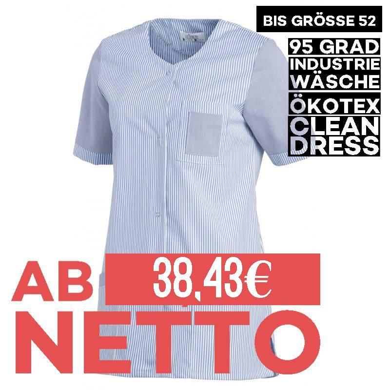 Damen -  Hosenkasack 705 von LEIBER / Farbe: hellblau / 65 % Polyester 35 % Baumwolle - 1