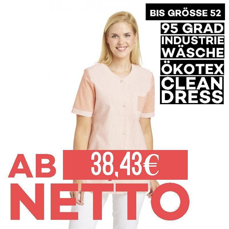 Damen -  Hosenkasack 705 von LEIBER / Farbe: apricot / 65 % Polyester 35 % Baumwolle - 1