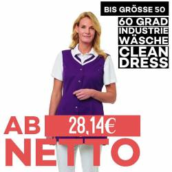 Damen -  Kasack 2759 von LEIBER / Farbe: pflaume / 65 % Polyester 35 % Baumwolle - 1