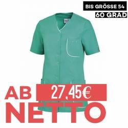 Damen -  Kasack 2739 von LEIBER / Farbe: grün / 65 % Polyester 35 % Baumwolle - 1