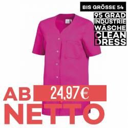 Damen -  Kasack 2549 von Leiber / Farbe: fuchsia / 65 % Polyester 35 % Baumwolle 190 g/m² - | MEIN-KASACK.de | kasack |