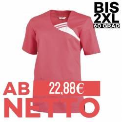 Damen -  Schlupfjacke 1255 von LEIBER / Farbe: dunkelrosa / 65 % Polyester 35 % Baumwolle - | MEIN-KASACK.de | kasack |