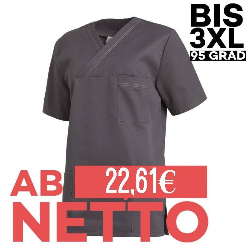 Herren - Schlupfjacke 2451 von LEIBER / Farbe: anthrazit / 65 % Polyester 35 % Baumwolle - | MEIN-KASACK.de | kasack | k