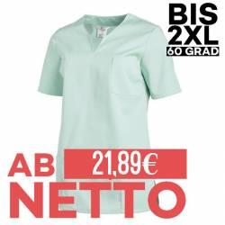Damen -  Schlupfjacke 1249 von LEIBER / Farbe: mint / 65 % Polyester 35 % Baumwolle - | MEIN-KASACK.de | kasack | kasack