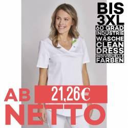 Damen -  Kasack 2794 von LEIBER / Farbe: weiß / 50% Baumwolle, 50% Polyester - | MEIN-KASACK.de | kasack | kasacks | kas