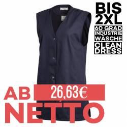 Damen -  Kasack ohne Arm 515 von LEIBER / Farbe: marine / 65 % Polyester 35 % Baumwolle - | MEIN-KASACK.de | kasack | ka