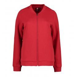 PRO Wear Cardigan Damen 367 von ID / Farbe: rot / 60% BAUMWOLLE 40% POLYESTER - | MEIN-KASACK.de | kasack | kasacks | ka