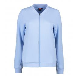 PRO Wear Cardigan Damen 367 von ID / Farbe: hellblau / 60% BAUMWOLLE 40% POLYESTER - | MEIN-KASACK.de | kasack | kasacks