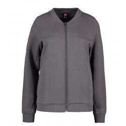 PRO Wear Cardigan Damen 367 von ID / Farbe: grau / 60% BAUMWOLLE 40% POLYESTER - | MEIN-KASACK.de | kasack | kasacks | k