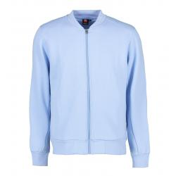 PRO Wear Cardigan Herren 366 von ID / Farbe: hellblau / 60% BAUMWOLLE 40% POLYESTER - | MEIN-KASACK.de | kasack | kasack
