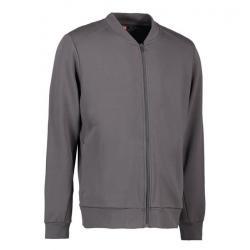 PRO Wear Cardigan Herren 366 von ID / Farbe: grau / 60% BAUMWOLLE 40% POLYESTER - | MEIN-KASACK.de