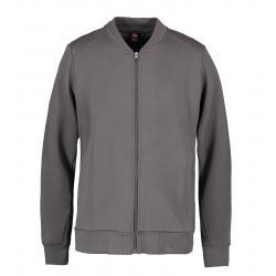 PRO Wear Cardigan Herren 366 von ID / Farbe: grau / 60% BAUMWOLLE 40% POLYESTER - | MEIN-KASACK.de | kasack | kasacks |