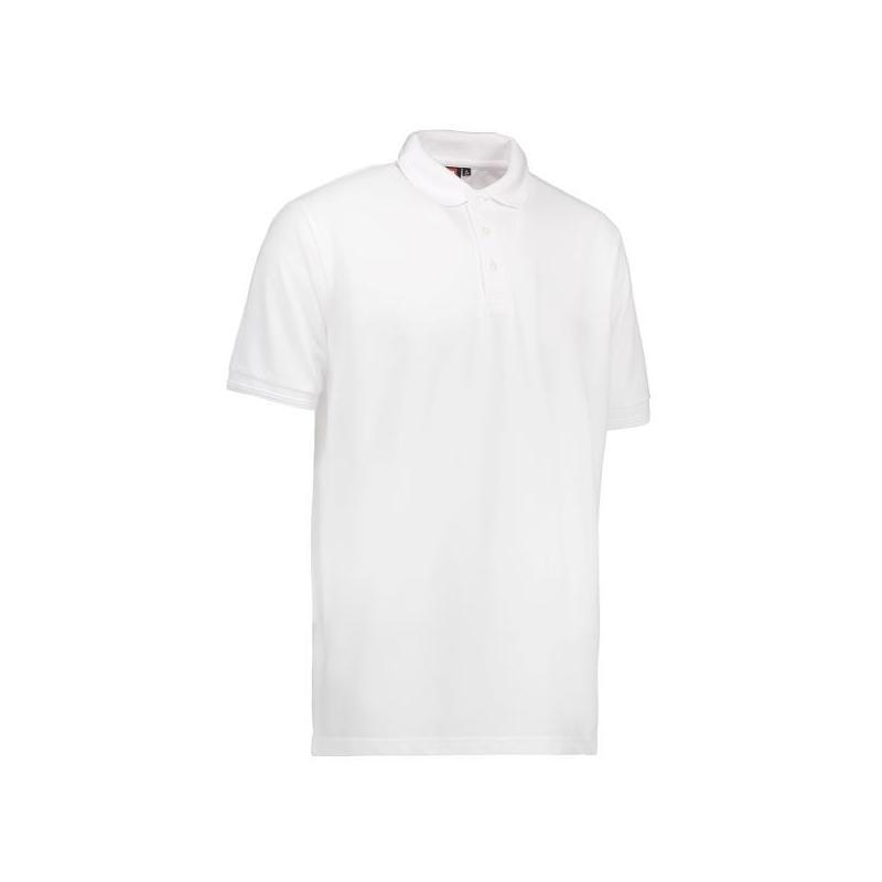 PRO Wear Herren Poloshirt | ohne Tasche 324 von ID / Farbe: weiß / 50% BAUMWOLLE 50% POLYESTER - | Wenn Kasack - Dann ME