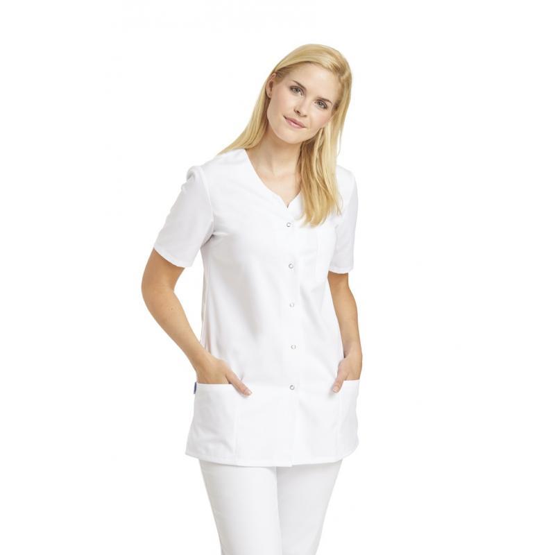 Hosenkasack 2256 von LEIBER / Farbe: weiß / 65 % Polyester 35 % Baumwolle / 190 g/m² - | Wenn Kasack - Dann MEIN-KASACK.