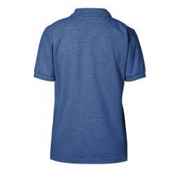 PRO Wear Damen Poloshirt 321 von ID / Farbe: blau / 50% BAUMWOLLE 50% POLYESTER - | MEIN-KASACK.de | kasack | kasacks |