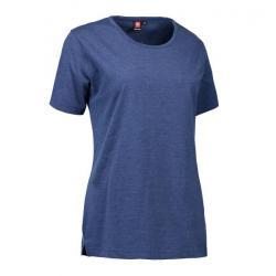 PRO Wear Damen T-Shirt 312 von ID / Farbe: blau / 60% BAUMWOLLE 40% POLYESTER - | Wenn Kasack - Dann MEIN-KASACK.de | Ka