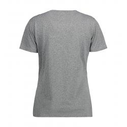 YES Active Damen T-Shirt 2032 von ID / Farbe: grau / 100% POLYESTER - | MEIN-KASACK.de | kasack | kasacks | kassak | ber