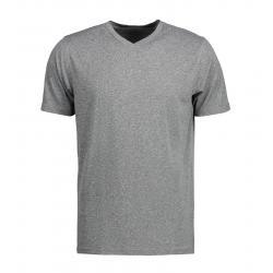 YES Active Herren T-Shirt 2030 von ID / Farbe: grau / 100% POLYESTER - | MEIN-KASACK.de | kasack | kasacks | kassak | be