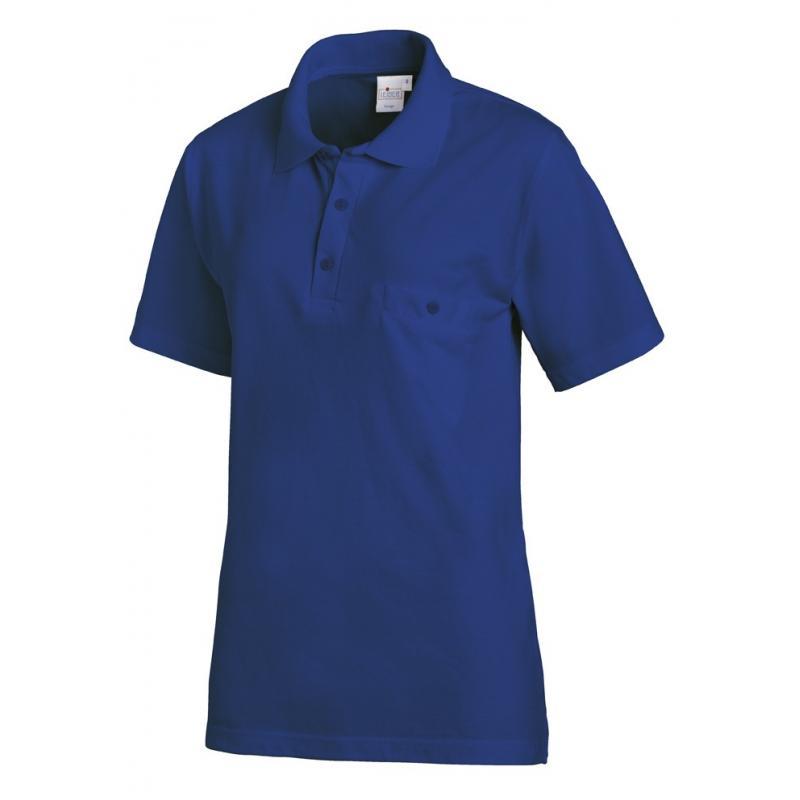 Poloshirt 241 von LEIBER / Farbe: königsblau / 50% Baumwolle 50% Polyester - | MEIN-KASACK.de | kasack | kasacks | kassa