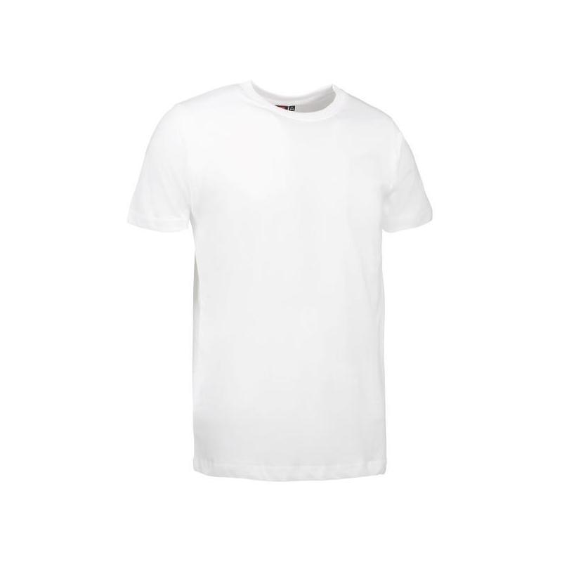 YES Herren T-Shirt  2000 von ID / Farbe: weiß / 100% POLYESTER - | Wenn Kasack - Dann MEIN-KASACK.de | Kasacks für die A