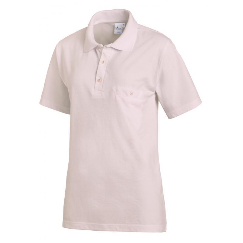Poloshirt 241 von LEIBER / Farbe: rosa / 50% Baumwolle 50% Polyester - | Wenn Kasack - Dann MEIN-KASACK.de | Kasacks für