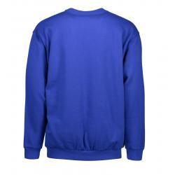 Klassisches Herren Sweatshirt 600 von ID / Farbe: königsblau / 70% BAUMWOLLE 30% POLYESTER - | MEIN-KASACK.de | kasack |