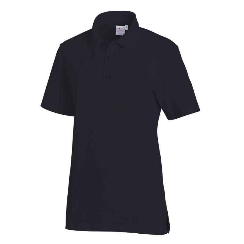 Poloshirt 2515 von LEIBER / Farbe: marine / 50 % Baumwolle 50 % Polyester - | Wenn Kasack - Dann MEIN-KASACK.de | Kasack