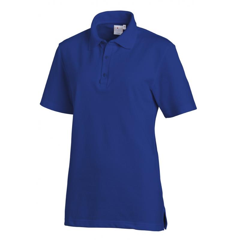 Poloshirt 2515 von LEIBER / Farbe: königsblau / 50 % Baumwolle 50 % Polyester - | Wenn Kasack - Dann MEIN-KASACK.de | Ka