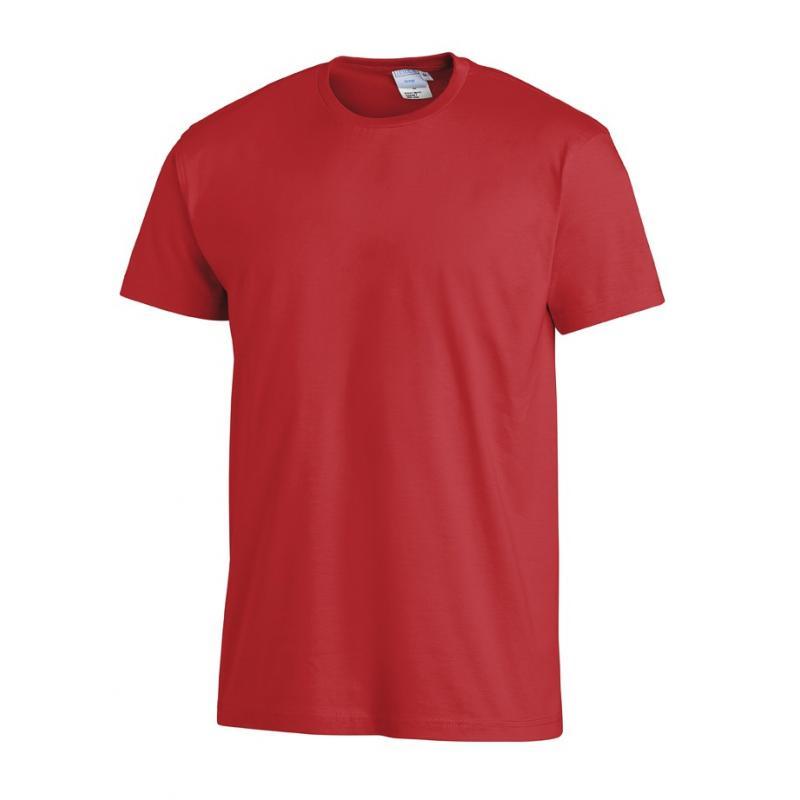 T-Shirt 2447 von LEIBER / Farbe: rot / 100 % Baumwolle - | Wenn Kasack - Dann MEIN-KASACK.de | Kasacks für die Altenpfle