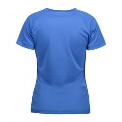 GAME Active Damen T-Shirt 571 von ID / Farbe: azur / 100% POLYESTER - | Wenn Kasack - Dann MEIN-KASACK.de | Kasacks für