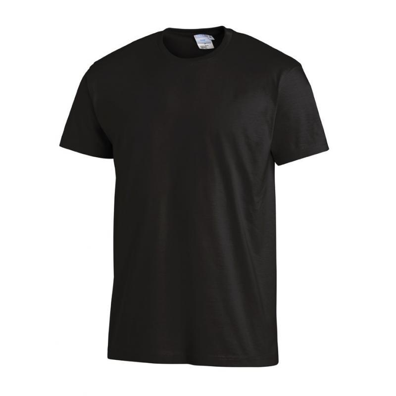 T-Shirt 2447 von LEIBER / Farbe: schwarz / 100 % Baumwolle - | Wenn Kasack - Dann MEIN-KASACK.de | Kasacks für die Alten
