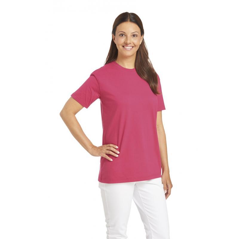 T-Shirt 2447 von LEIBER / Farbe: beere / 100 % Baumwolle - | Wenn Kasack - Dann MEIN-KASACK.de | Kasacks für die Altenpf
