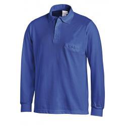Poloshirt 841 von LEIBER / Farbe: königsblau / 50 % Baumwolle 50 % Polyester - | MEIN-KASACK.de | kasack | kasacks | kas