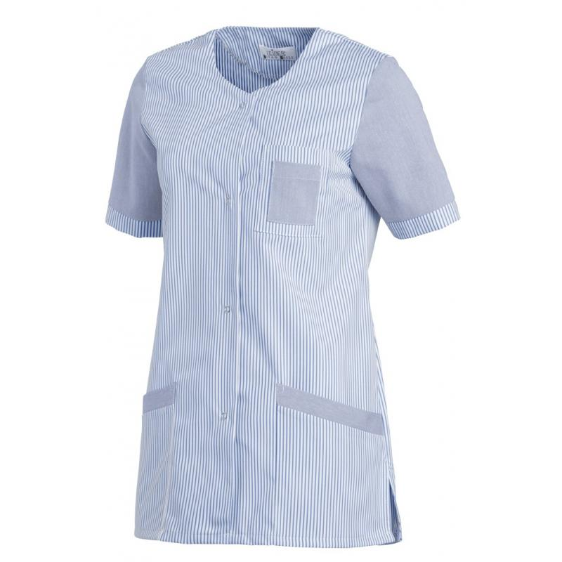 Damen -  Hosenkasack 705 von LEIBER / Farbe: hellblau / 65 % Polyester 35 % Baumwolle - | MEIN-KASACK.de | kasack | kasa